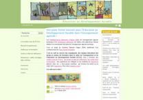 plate-forme d'éducation au développement durable (24.4kB) Lien vers: http://edd.educagri.fr/